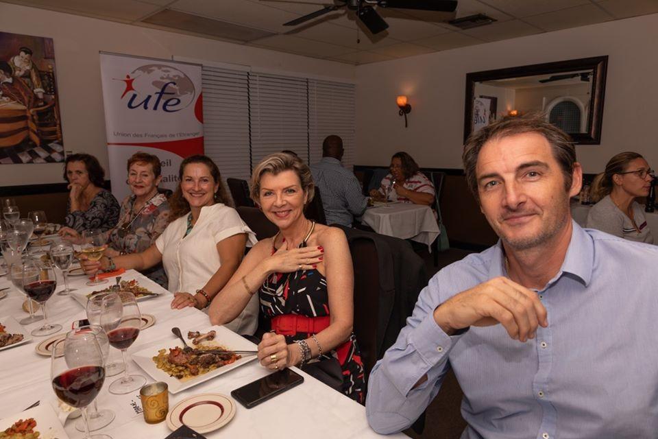 Diner Francophone au Café Largo 2019