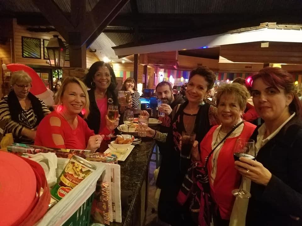 Rencontre Francophone au Bahama Breeze, Tampa 2019