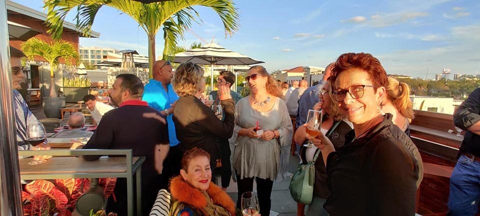 Rencontre Francophone à M.Bird @ Armature Works Tampa, Février 2020